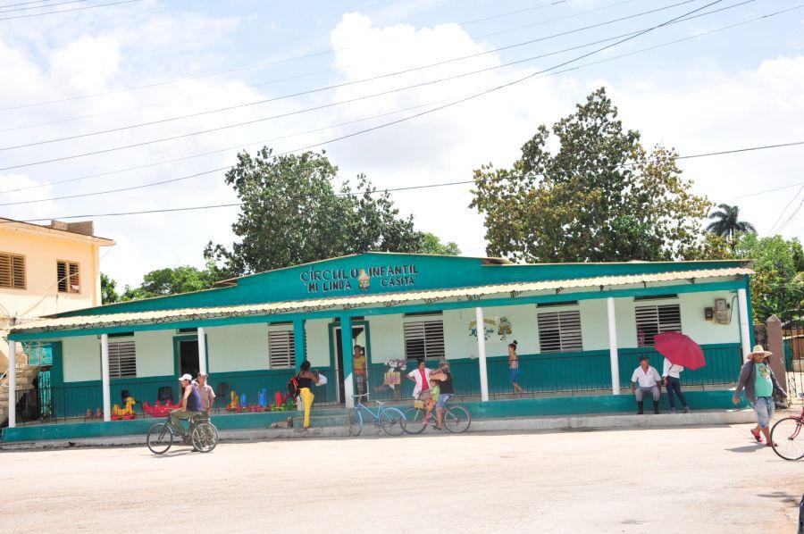 sancti spiritus, reanimacion de comunidades, lagos de mayajigua, mayajigua, poder popular, delegados, terminal de omnibus, consultorio medico de la familia, circulo infantil