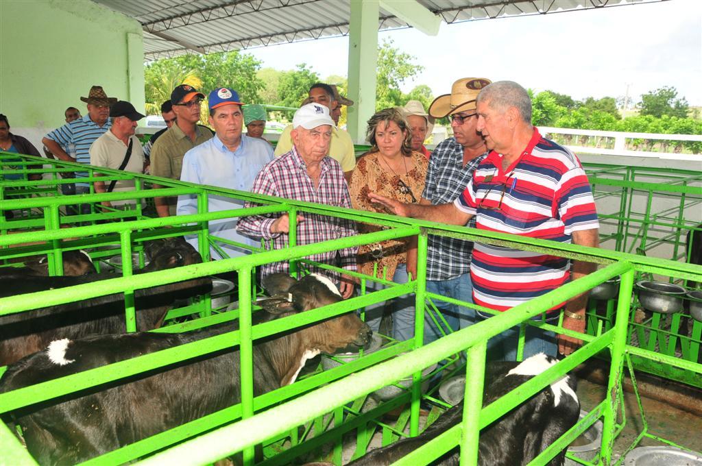ganadería, Managuaco, Sancti Spíritus, Machado Ventura