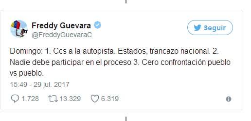 redes sociales, Venezuela, Constituyente