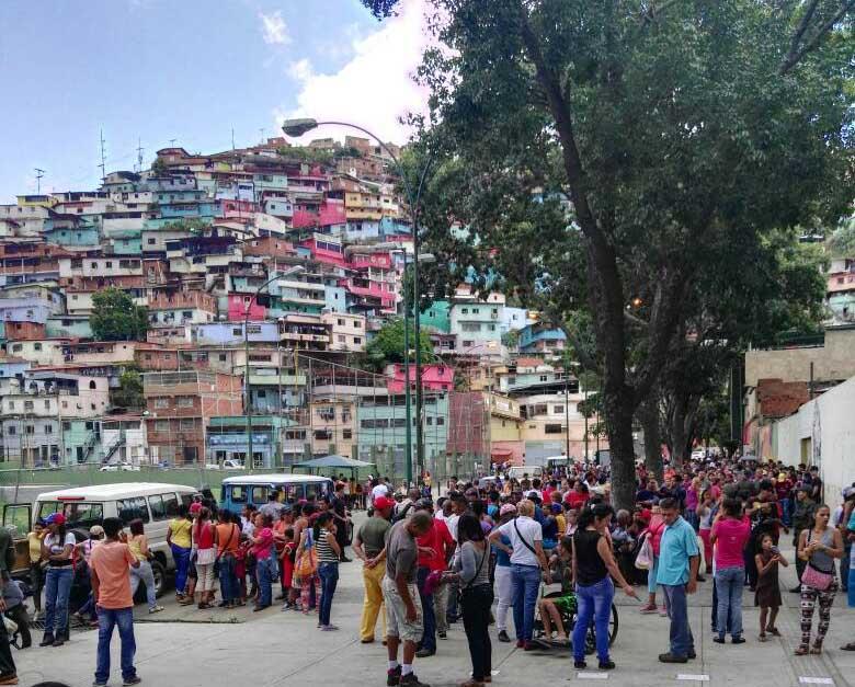 Venezuela, constiuyente, votación