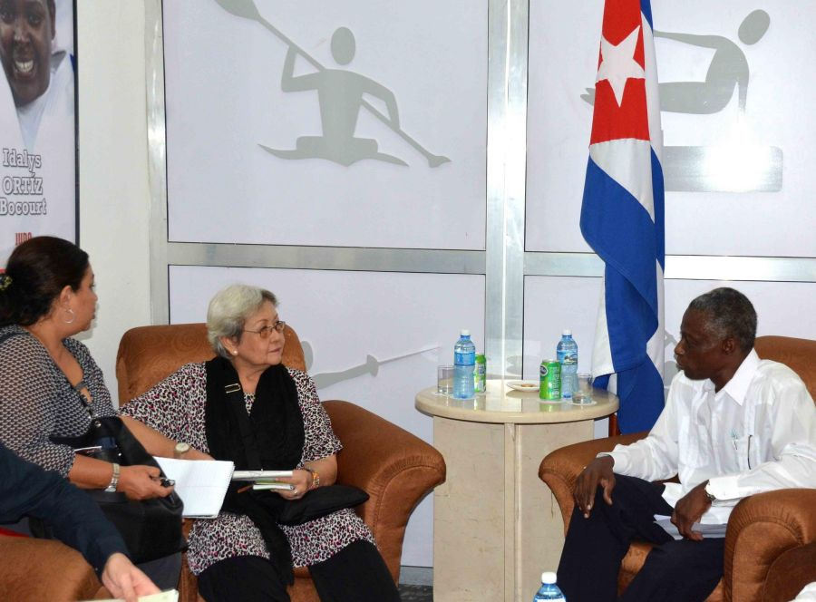 cuba, onu, derechos humanos, sociedad civil cubana, deporte