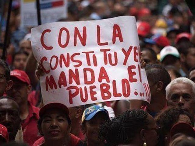 EU tiene en la mira el sector petrolero de Venezuela