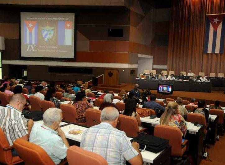 cuba, asamblea nacional del poder popular, diputados cubanos, parlamento cubano, vivienda, planteamientos
