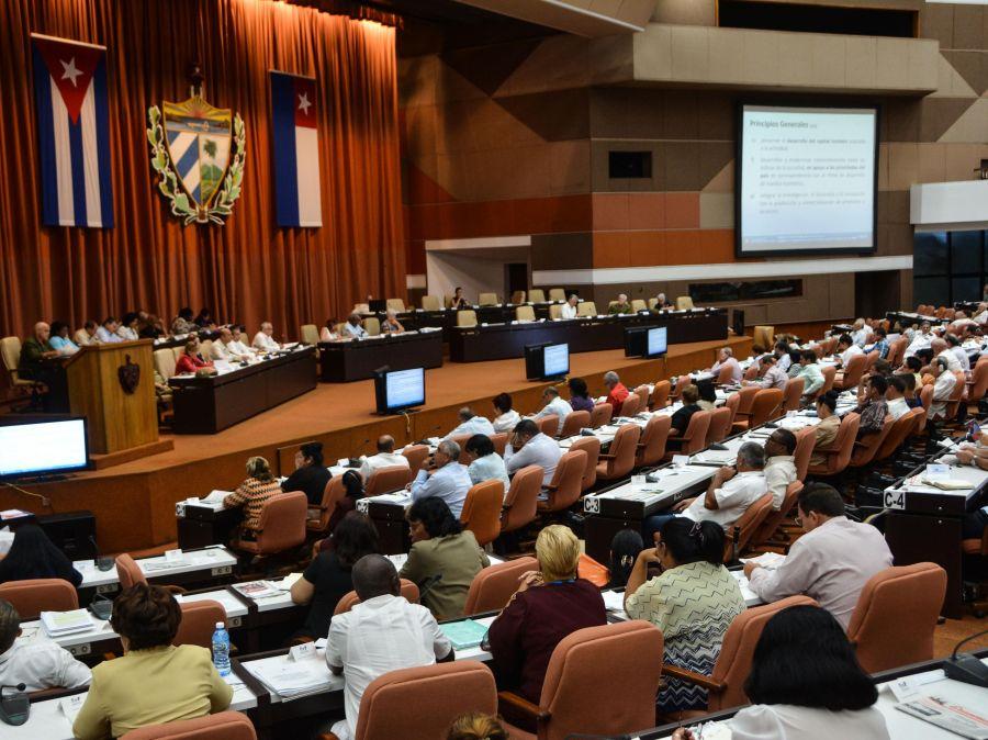 cuba, asamblea nacional del poder popular, diputados cubanos, informatizacion de la sociedad