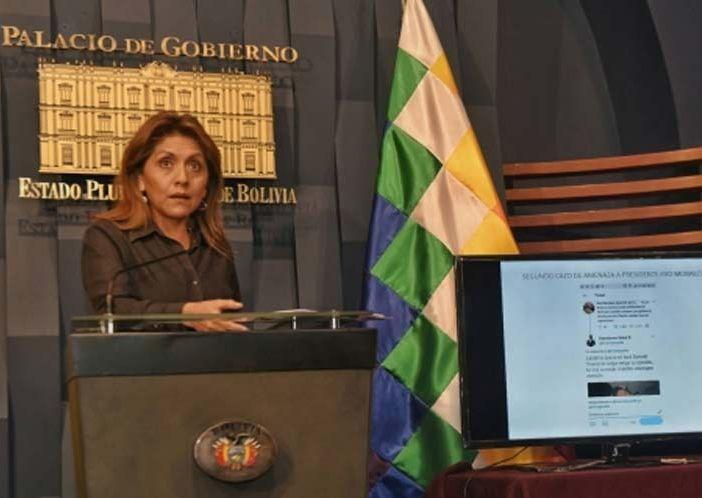 bolivia, evo morales, twitter