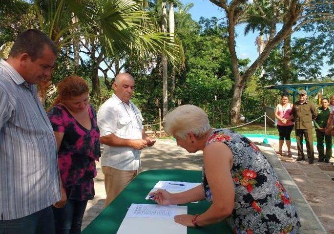 sancti spiritus, cuba en elecciones, comision electoral provincial