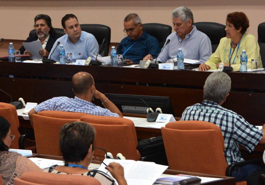 cuba, parlamento cubano, diputados cubanos, modelo economico cubano