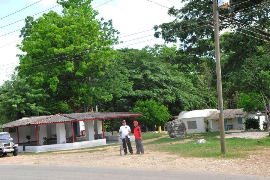 sancti spiritus, reanimacion de comunidades, lagos de mayajigua, mayajigua, poder popular, delegados, terminal de omnibus, consultorio medico de la familia