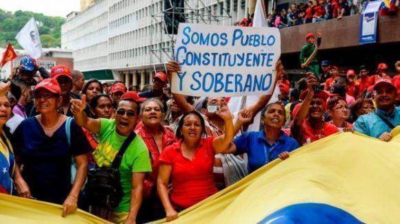 Venezuela, constituyente, elecciones