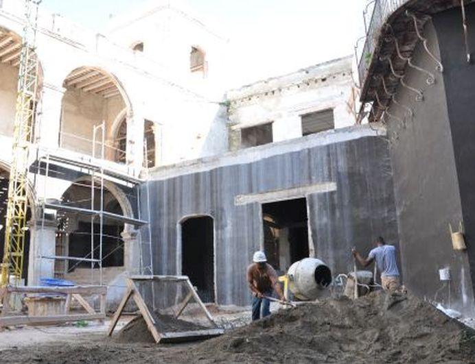 sancti spiritus, construcciones, ministerio de la construccion