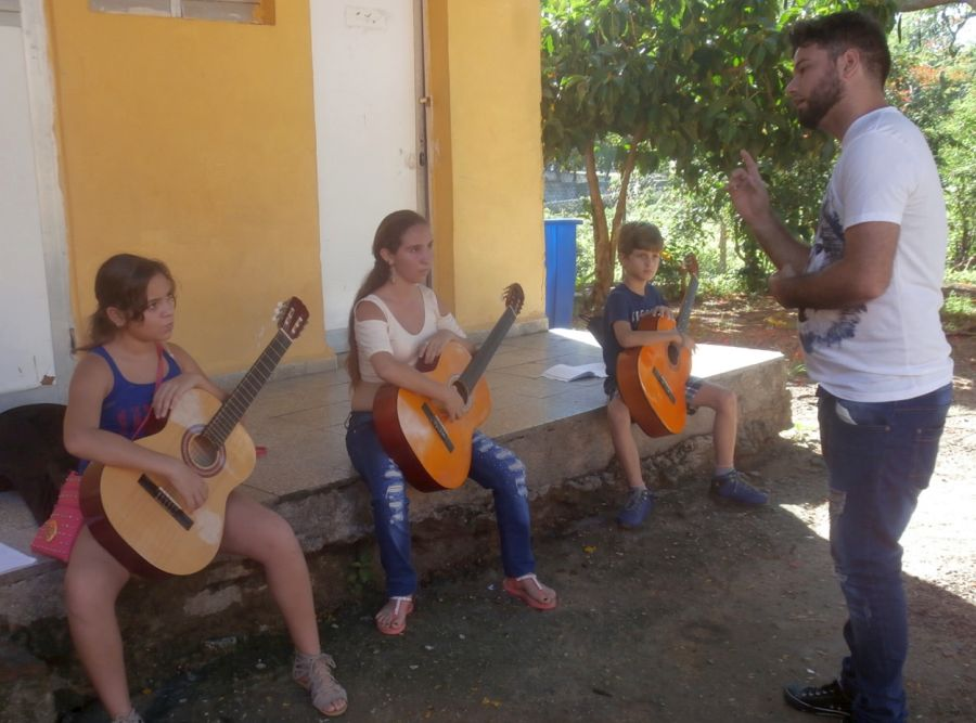 sancti spiritus, etapa estival, verano, cursos de verano, escuela elemental de musica ernesto lecuona