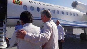 Cuba, Bolivia, Evo Morales, Miguel Díaz-Canel