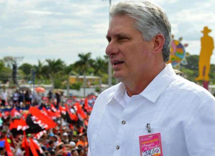 Cuba, Nicaragua, Sandinismo, Díaz-Canel
