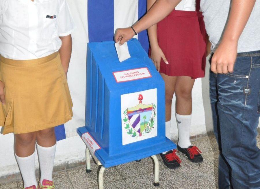 sancti spiritus, cuba en elecciones 2017