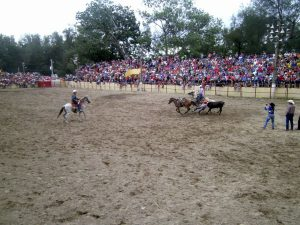 Feria, Rodeo, Sancti Spíritus