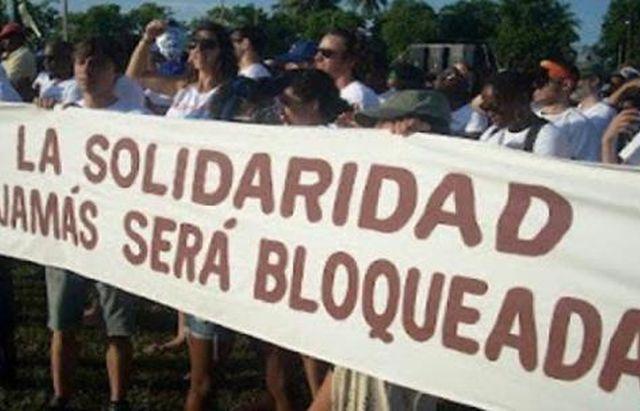 sancti spiritus, brigada jose marti, solidaridad