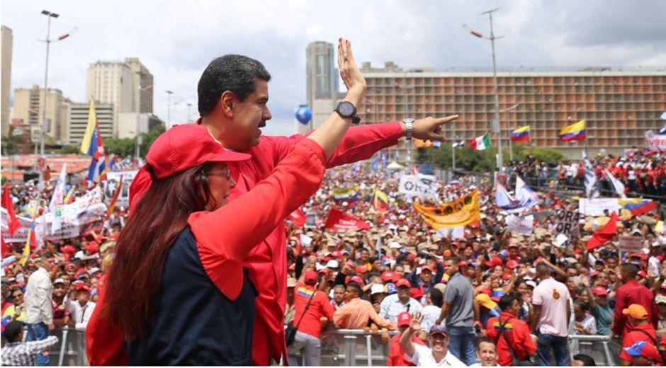 Nicolás Maduro, Constituyente, Venezuela