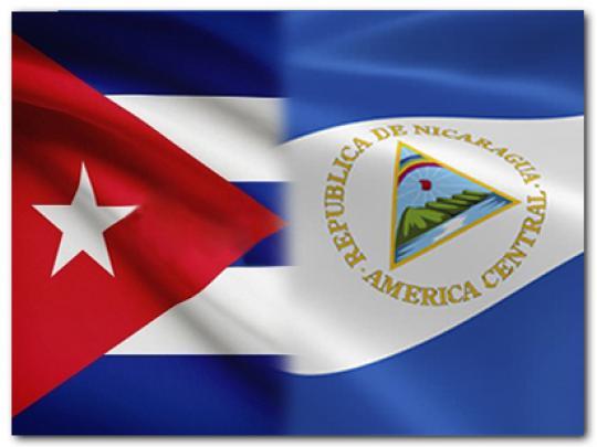 Cuba, Nicaragua, 26 de Julio, Rebeldía nacional, Raúl Castro, Daniel ortega