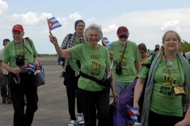 Pastores por la paz, Cuba, Estados Unidos, bloqueo