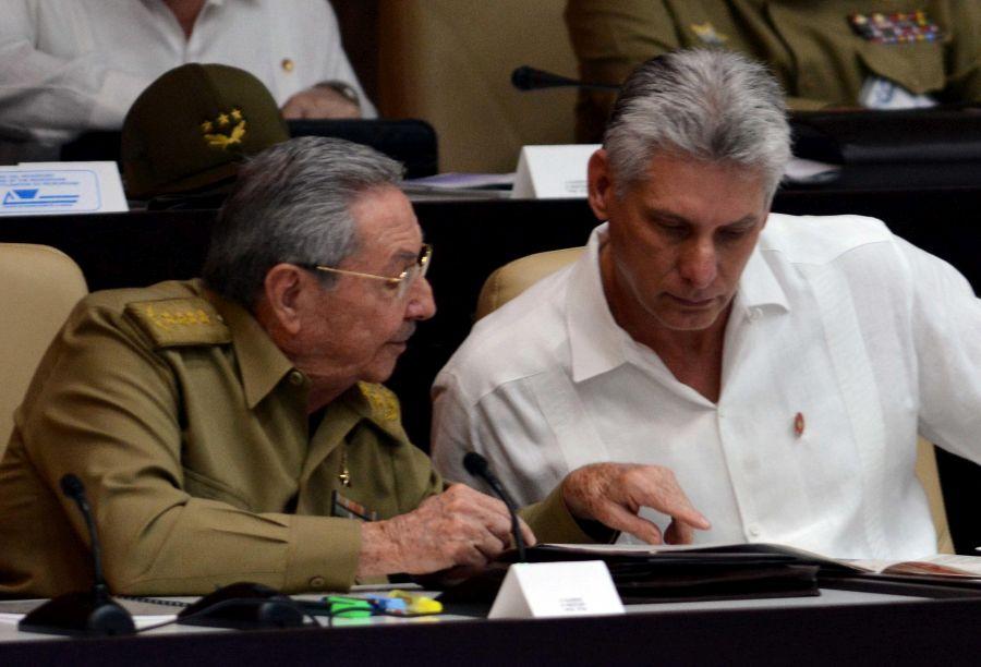 cuba, asamblea nacional del poder popular, raul castro, diputados cubanos, parlamento cubano, miguel diaz-canel