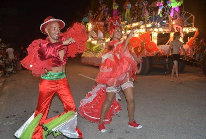 sancti spiritus, santiago espirituano, carnavales