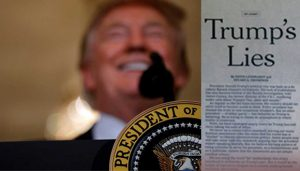 Donald Trump, mentiras, Estados Unidos, presidente, The Washington Post
