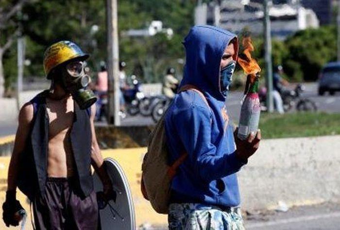 venezuela, violencia, derecha venezolana