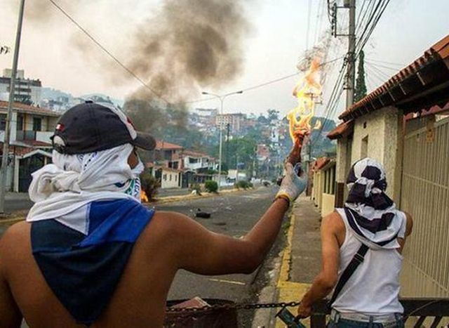 venezuela, violencia, oposicion venezolana, nicolas maduro