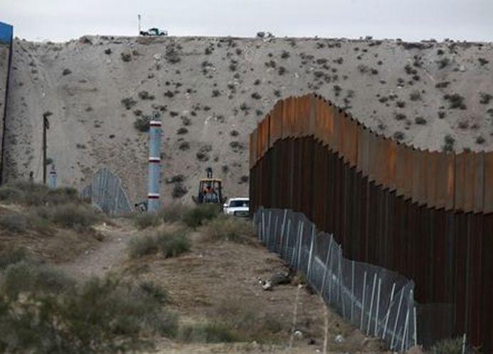 estados unidos, donald trump, muro, mexico