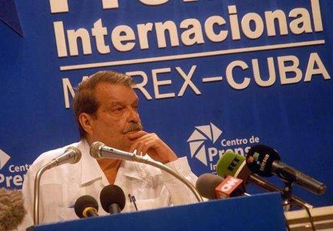 Cuba, Minrex, Venezuela, Abelardo Moreno
