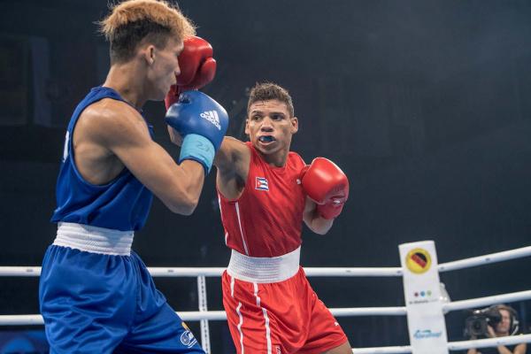 Boxeo, Mundial, Yosbany Veitía, Cuba, Sancti Spíritus