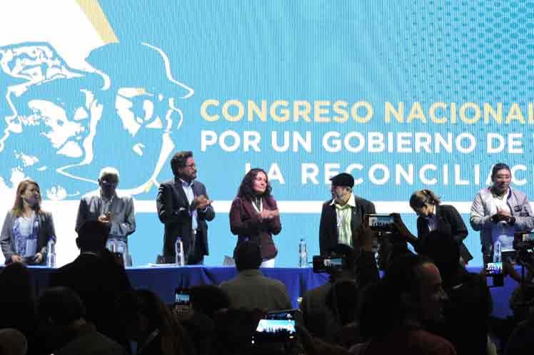 Colombia, Congreso, FARC-EP
