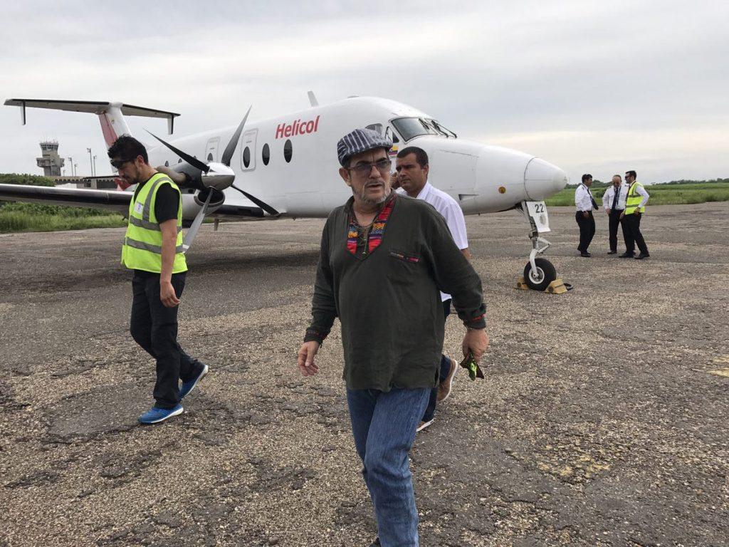 Colombia, paz, FARC, Rodrigo Londoño