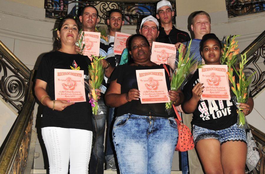 sancti spiritus, festival mundial de la juventud y los estudiantes, dia internacional de la juventud, union de jovenes comunistas, ujc