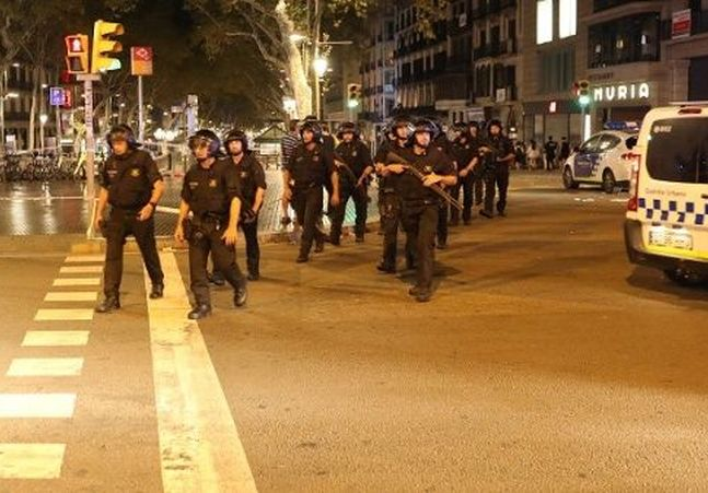 España, Barcelona, atentado, Estado islámico