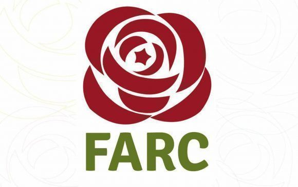 FARC EP. logo, Colombia