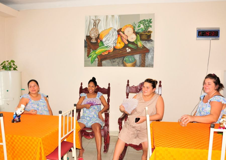 sancti spiritus, inversiones, salud publica, hogar materno
