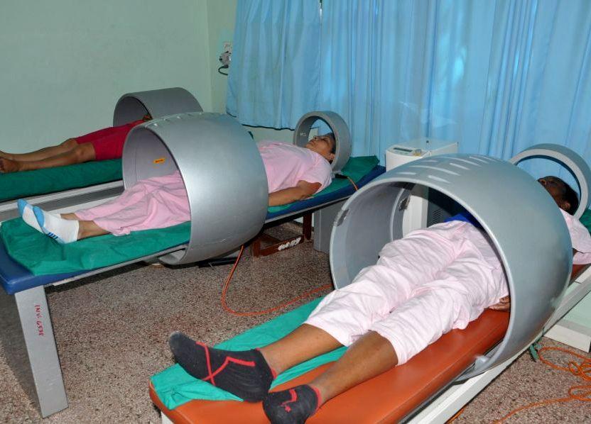 sancti spiritus, hospital de rehabilitacion faustino perez, esclerosis multiple