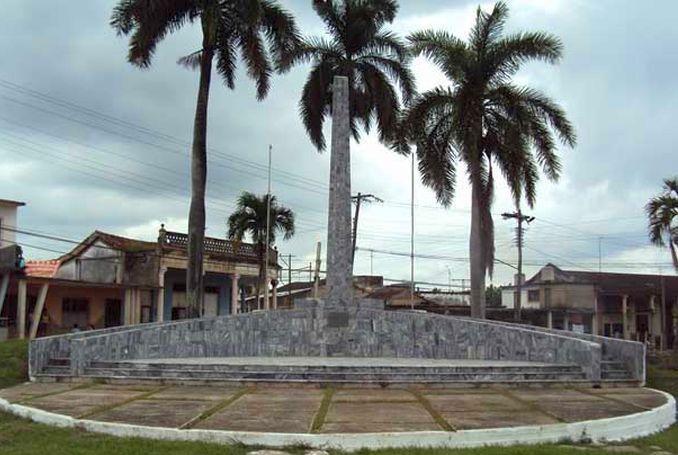 sancti spiritus, martires de la llorona, historia de cuba, ernesto che guevara, cabaiguan