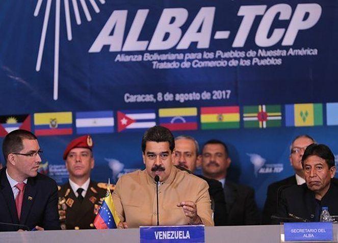 Alba, TCP, Venezuela, Constituyente, apoyo, agresión, EE.UU.