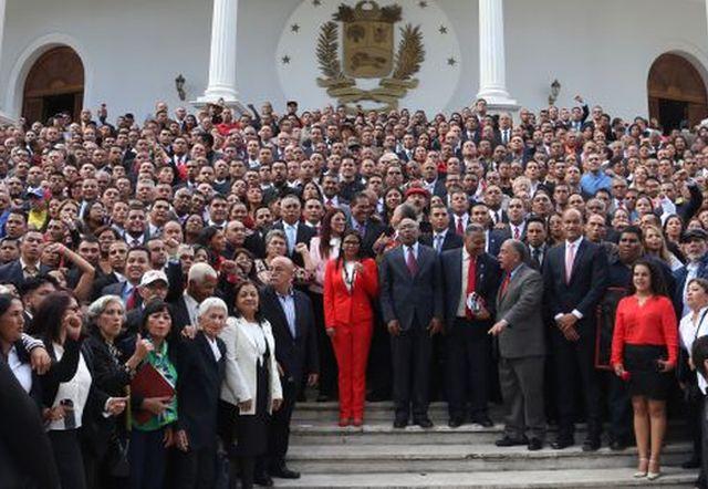 Perú, Venezuela, Constituyente