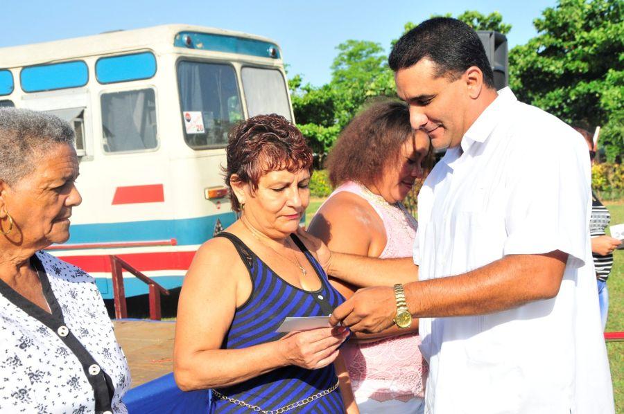 sancti spiritus, federacion de mujeres cubanas, la sierpe, fmc