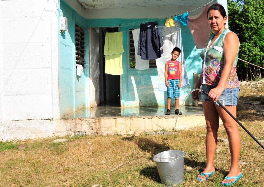 sancti spiritus, sequia, abasto de agua, acueducto, recursos hidraulicos, yaguajay