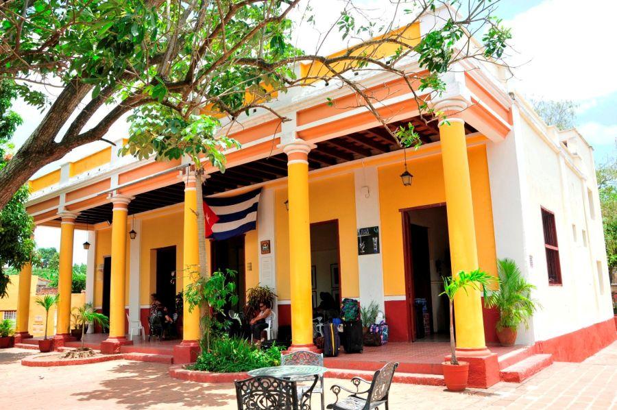 sancti spiritus, casa de la guayabera