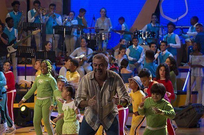 cuba, television cubana, la colmena, rtv comercial