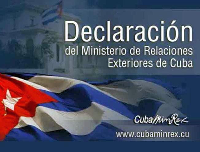cuba, minrex, relaciones cuba-estados unidos, relaciones diplomaticas