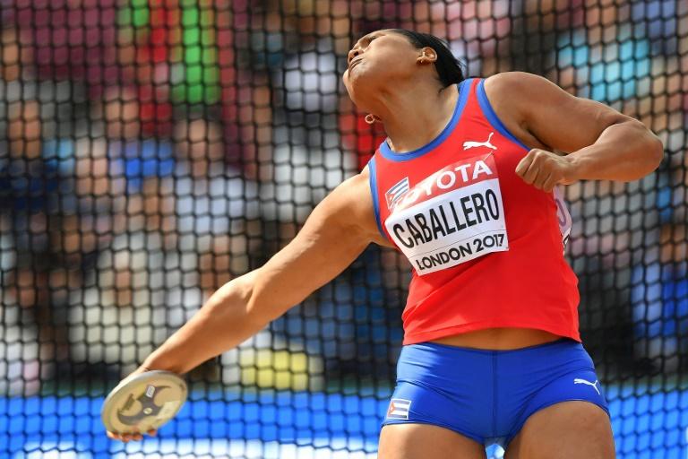 cuba, deporte, atletismo, campeonato mundial de atletismo, yarisley silva
