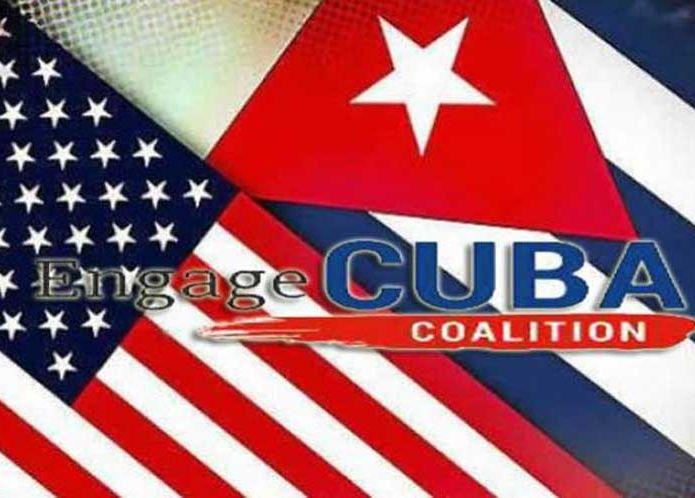 Coalición Engage Cuba aplaude proyecto de ley contra el bloqueo