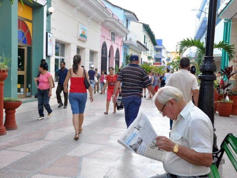 Cuba, envejecimiento, población, Sancti Spíritus