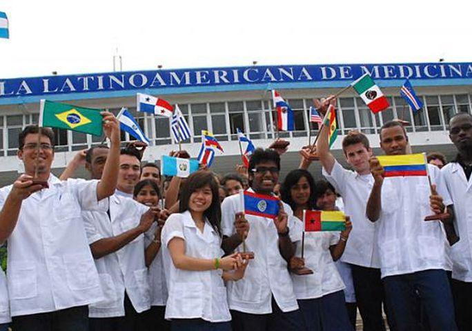 cuba, estados unidos, escuela latinoamericana de medicina, elam, medicina